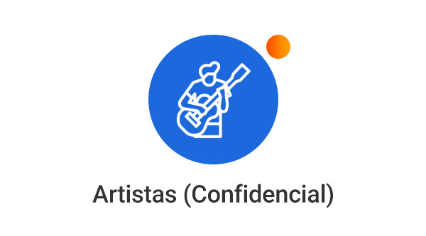 Artistas (Confidencial)