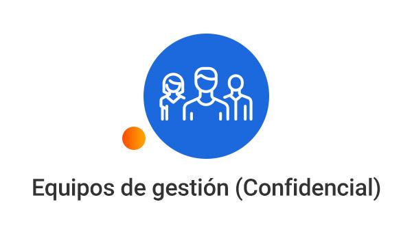 Equipos de gestión (Confidencial)